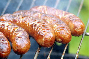 gorgeous sausages!
